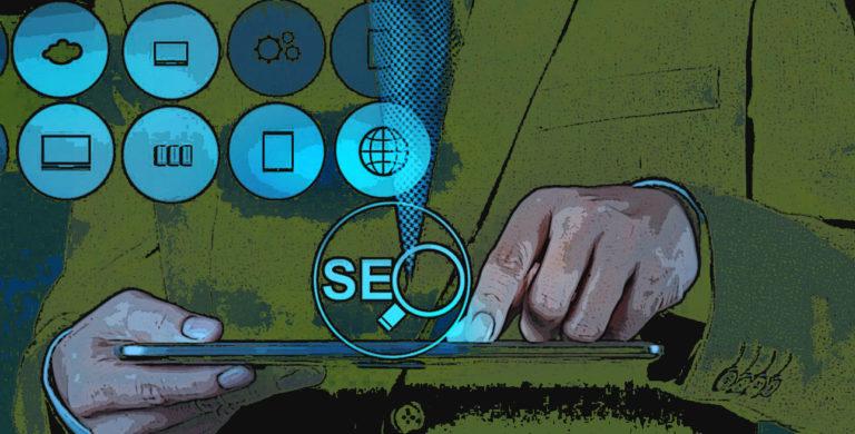 SEO para presença digital - DIS Propaganda Marketing Digital