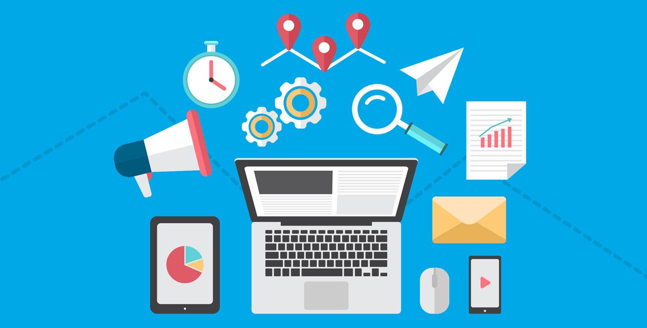 Presença digital, o que é e porque é importante! - DIS Propaganda